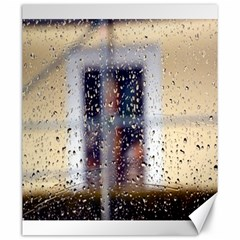 rainy day 20  x 24  Unframed Canvas Print