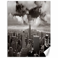 New York, Usa 12  X 16  Unframed Canvas Print
