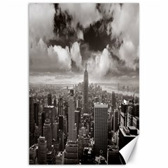 New York, USA 12  x 18  Unframed Canvas Print