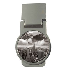 New York, USA Money Clip (Round)