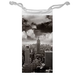 New York, USA Glasses Pouch