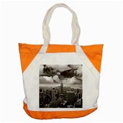 New York, Usa Snap Tote Bag