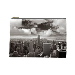 New York, USA Large Makeup Purse