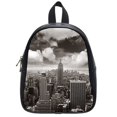 New York, Usa Small School Backpack