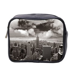 New York, Usa Twin Sided Cosmetic Case
