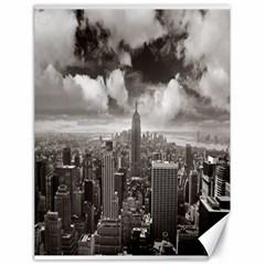 New York, USA 18  x 24  Unframed Canvas Print
