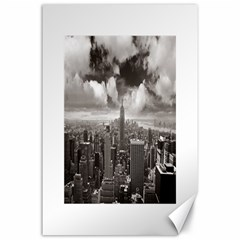 New York, USA 24  x 36  Unframed Canvas Print