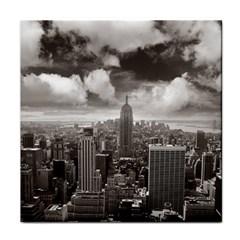 New York, USA Face Towel