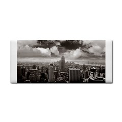 New York, Usa Hand Towel