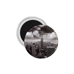 New York, USA Small Magnet (Round)