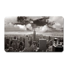 New York, USA Large Sticker Magnet (Rectangle)