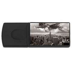 New York, USA 1Gb USB Flash Drive (Rectangle)