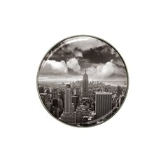 New York, Usa 4 Pack Golf Ball Marker (for Hat Clip)