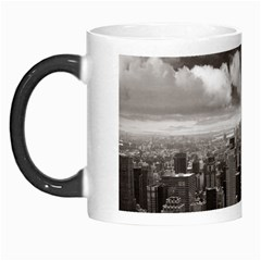 New York, USA Morph Mug