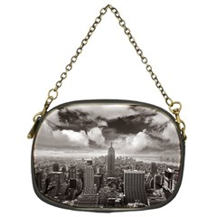 New York, Usa Single Sided Evening Purse