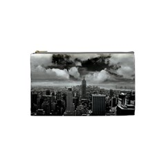 New York, USA Small Makeup Purse