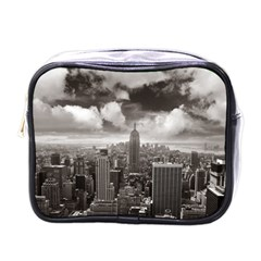 New York, USA Single-sided Cosmetic Case