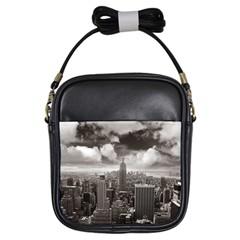 New York, USA Kids  Sling Bag