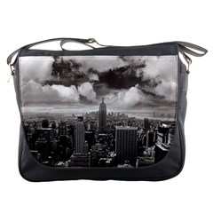New York, USA Messenger Bag
