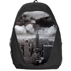 New York, Usa Backpack Bag