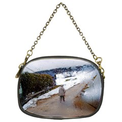 rainy day, Salzburg Single-sided Evening Purse