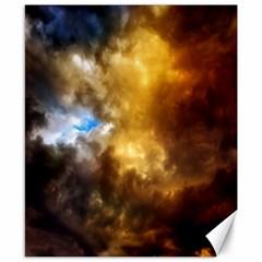 Cloudscape 8  x 10  Unframed Canvas Print
