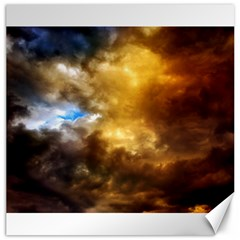 Cloudscape 16  X 16  Unframed Canvas Print