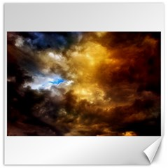 Cloudscape 20  X 20  Unframed Canvas Print