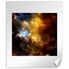 Cloudscape 20  x 24  Unframed Canvas Print