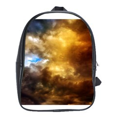 Cloudscape School Bag (XL)