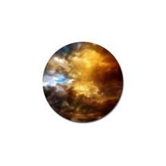 Cloudscape 4 Pack Golf Ball Marker