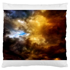 Cloudscape Large Cushion Case (One Side)
