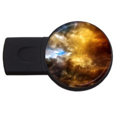 Cloudscape 4Gb USB Flash Drive (Round)