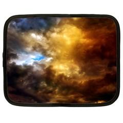 Cloudscape 13  Netbook Case