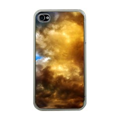 Cloudscape Apple Iphone 4 Case (clear)