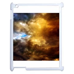 Cloudscape Apple Ipad 2 Case (white)