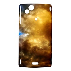 Cloudscape Sony Xperia Arc Hardshell Case