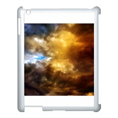 Cloudscape Apple iPad 3/4 Case (White)