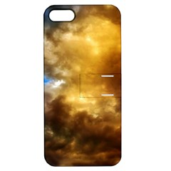 Cloudscape Apple iPhone 5 Hardshell Case with Stand