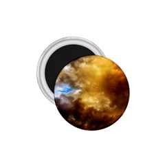Cloudscape Small Magnet (Round)
