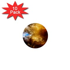 Cloudscape 10 Pack Mini Button (Round)