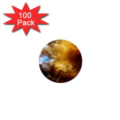Cloudscape 100 Pack Mini Button (round)