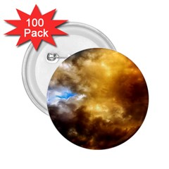 Cloudscape 100 Pack Regular Button (round)