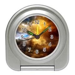 Cloudscape Desk Alarm Clock