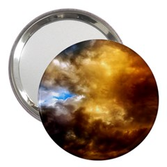 Cloudscape 3  Handbag Mirror