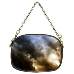 Cloudscape Twin Sided Evening Purse
