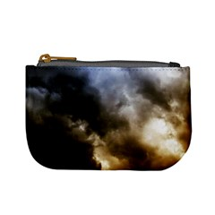 Cloudscape Coin Change Purse