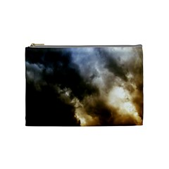 Cloudscape Medium Makeup Purse