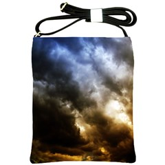 Cloudscape Cross Shoulder Sling Bag