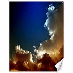 Cloudscape 12  x 16  Unframed Canvas Print